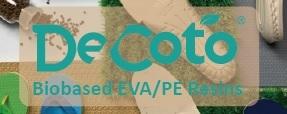 USDA Certified Eco-friendly Biobased DeCoto EVA/PE Resins Series